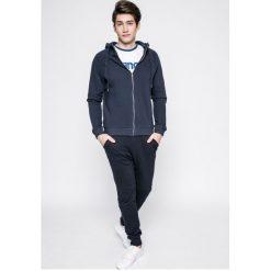 Casual Friday - Bluza. Szare bluzy męskie rozpinane marki Casual Friday, l, z dzianiny, z kapturem. W wyprzedaży za 99,90 zł.