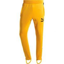 Spodnie męskie: Puma VINTAGE TRACK PANTS Spodnie treningowe mineral yellow/black