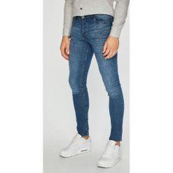 Brave Soul - Jeansy. Niebieskie jeansy męskie skinny marki Brave Soul. Za 139,90 zł.