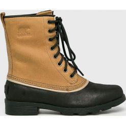 Sorel - Buty. Szare buty trekkingowe damskie Sorel. W wyprzedaży za 599,90 zł.