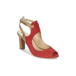 Sandały France Mode  ALEP SE TA. Czerwone rzymianki damskie France Mode. Za 433,30 zł.