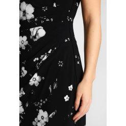 Sukienki hiszpanki: Lauren Ralph Lauren Petite NOVELLINA CAP SLEEVE DAY DRESS Sukienka etui black