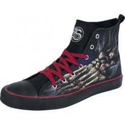 Spiral Foot Bone Buty sportowe czarny. Czarne buty skate męskie Spiral, z gumy, na sznurówki. Za 199,90 zł.