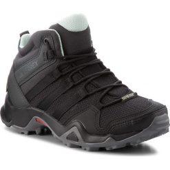 Buty adidas - Terrex AX2R Mid GTX W GORE-TEX AC8060  Cblack/Cblack/Ashgrn. Czarne buty trekkingowe damskie Adidas. W wyprzedaży za 379,00 zł.