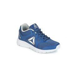 Buty Dziecko Reebok Sport  REEBOK RUSH RUNNER. Niebieskie buty sportowe chłopięce Reebok Sport. Za 134,10 zł.
