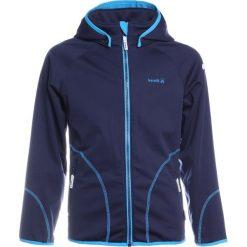 Kamik ELSA  Kurtka Softshell peacoat. Niebieskie kurtki damskie softshell marki Kamik, z materiału. W wyprzedaży za 224,10 zł.