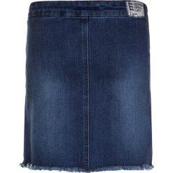 GEORGE GINA & LUCY girls KOPENHAGEN Spódnica jeansowa asphalt blue. Niebieskie spódniczki dziewczęce jeansowe marki GEORGE GINA & LUCY girls. W wyprzedaży za 135,20 zł.