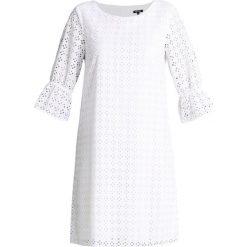 More & More Sukienka letnia white. Białe sukienki letnie marki More & More, z bawełny. Za 419,00 zł.