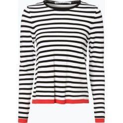 ONLY - Sweter damski – Suzana, beżowy. Brązowe swetry klasyczne damskie ONLY, l, z klasycznym kołnierzykiem. Za 59,95 zł.
