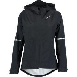 Nike Performance Kurtka do biegania black/black. Czarne kurtki sportowe damskie marki Nike Performance, m, z materiału. W wyprzedaży za 479,20 zł.