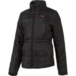 Kurtki sportowe damskie: Puma Puma Ess Padded Jacket 838696-01  czarne XL