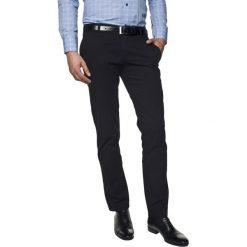 T-shirty męskie: spodnie daroca 214 czarny
