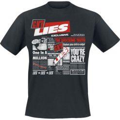 T-shirty męskie: Guns N' Roses Lies T-Shirt czarny