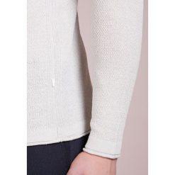 J.LINDEBERG ROLLER TONE Sweter stone grey. Szare swetry klasyczne męskie J.LINDEBERG, m, z bawełny. Za 459,00 zł.