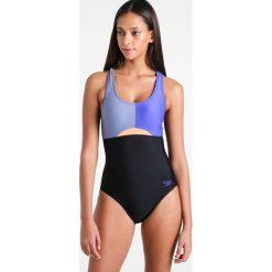 Stroje kąpielowe damskie: Speedo HYDRACTIVE  Kostium kąpielowy black/vita grey/ultramarine