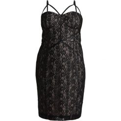 Sukienki: City Chic DRESS WINNER CIRCLE Sukienka koktajlowa black