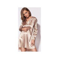 Piżamy damskie: Piżama Etherial złota