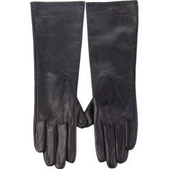 Rękawiczki Damskie WITTCHEN - 45-6L-233-1 Czarny. Czarne rękawiczki damskie marki Wittchen, ze skóry. W wyprzedaży za 189,00 zł.