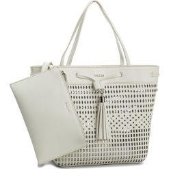 Torebka POLLINI - SC4526PP05SK0100 Bianco. Białe torebki klasyczne damskie Pollini, ze skóry ekologicznej. W wyprzedaży za 519,00 zł.
