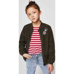 Odzież dziecięca: Mango Kids – Kurtka dziecięca bomber Bimba2 110-164 cm