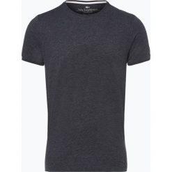 Nils Sundström - T-shirt męski, niebieski. Niebieskie t-shirty męskie Nils Sundström, m, z bawełny. Za 69,95 zł.