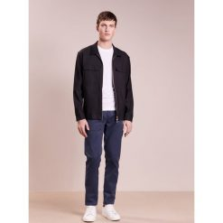 Chinosy męskie: BOSS CASUAL SCHINO Chinosy dark blue
