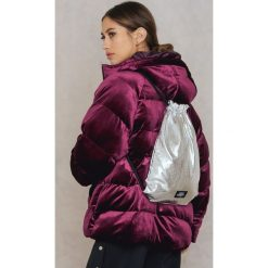 Plecaki damskie: Cheap Monday Plecak worek Still Pack Gym – Silver