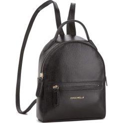 Plecaki damskie: Plecak COCCINELLE - BF8 Clementine Soft E1 BF8 54 01 01 Noir 001