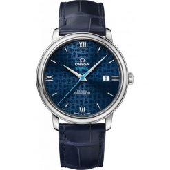 ZEGAREK OMEGA DE VILLE PRESTIGE 424.13.40.20.03.003. Czarne zegarki męskie marki KALENJI, ze stali. Za 12800,00 zł.