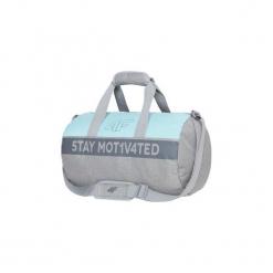 4F H4Z18-TPU002 (szaro- błękitna). Niebieskie walizki marki 4f. Za 64,99 zł.