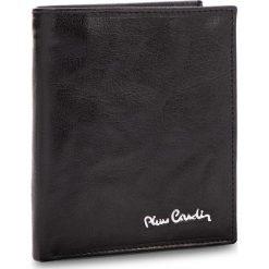 Duży Portfel Męski PIERRE CARDIN - Fossil Tilak12 331 RFID Czarny. Czarne portfele męskie marki Pakamera, ze skóry. Za 125,00 zł.