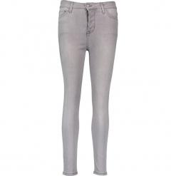Dżinsy - Slim fit - w kolorze szarym. Niebieskie jeansy damskie relaxed fit marki Mustang, z aplikacjami, z bawełny. W wyprzedaży za 173,95 zł.