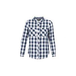 Koszule Only  CASEY. Niebieskie koszule nocne i halki ONLY. Za 143,20 zł.