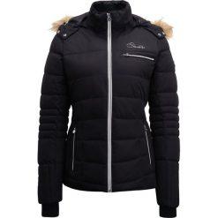 Dare 2B CULTIVATED Kurtka snowboardowa black. Czarne kurtki damskie narciarskie Dare 2b, z materiału. W wyprzedaży za 479,20 zł.