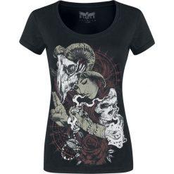 Black Premium by EMP Keep Me Going Koszulka damska czarny. Czarne bluzki z odkrytymi ramionami marki Black Premium by EMP, xl, z poliesteru. Za 79,90 zł.