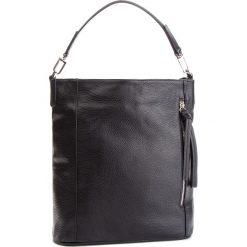 Torebka CREOLE - K10561 Czarny. Czarne torebki klasyczne damskie Creole, ze skóry. Za 309,00 zł.