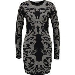 Sukienki hiszpanki: Ivyrevel SEMILLON DRESS Sukienka koktajlowa black/gold