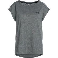 The North Face TANKEN TANK  Tshirt basic mottled grey/black. Różowe topy sportowe damskie marki The North Face, m, z nadrukiem, z bawełny. Za 149,00 zł.