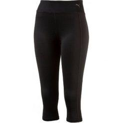 Legginsy damskie do biegania: Puma Legginsy Do Biegania Essential 3 4 Tight Black Xs