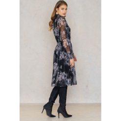 Sukienki: Love&Divine Sukienka Love 126 – Black,Multicolor