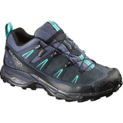 Buty trekkingowe damskie: Salomon Buty damskie X Ultra LTR GTX W Slate Blue/Deep Blue r. 38 2/3 (390403)