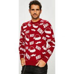 Tokyo Laundry - Sweter. Szare swetry klasyczne męskie Tokyo Laundry, l, z dzianiny, z okrągłym kołnierzem. Za 149,90 zł.