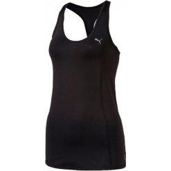 Puma Koszulka Sportowa Essential Layer Tank Black Xs. Czarne bluzki sportowe damskie Puma, xs, ze skóry. W wyprzedaży za 69,00 zł.