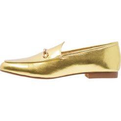 Creepersy damskie: Anna Field Półbuty wsuwane gold