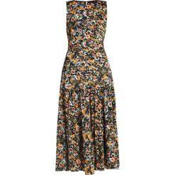 Closet Długa sukienka black. Zielone długie sukienki marki Closet, z materiału, z długim rękawem. Za 369,00 zł.