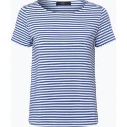 T-shirty damskie: Weekend MaxMara – T-shirt damski, niebieski
