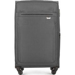 Walizka duża V25-3S-263-00. Szare walizki marki Wittchen, duże. Za 179,00 zł.