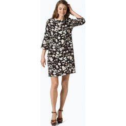 Sukienki: Opus – Sukienka damska – Winy Flower, czarny