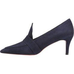 Buty ślubne damskie: Oxitaly SARA Czółenka dark blue