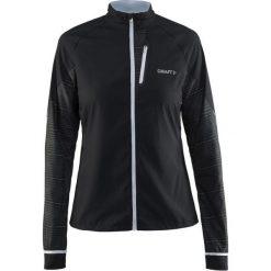 Kurtki sportowe damskie: Craft Kurtka damska Devotion Jacket czarna r. M (1903189-9999)